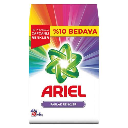 Ariel 3 D Actives Parlak Renkler 6000 Gr.