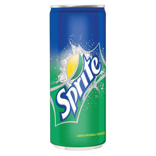 Sprite Gazoz 250 Ml.