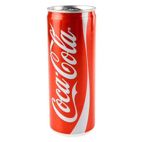 Coca-cola Teneke Kutu 250 Ml.