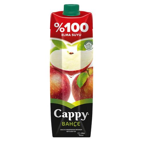 Cappy Meyve Suyu %100 Elma 1 Lt.