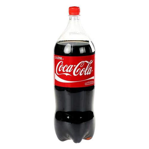 Coca-cola 2,5 Lt.