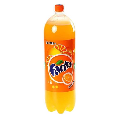 Fanta Portakal 2,5 Lt.