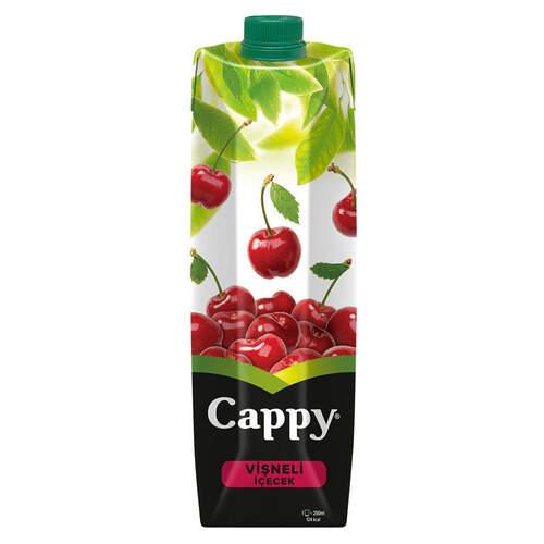 Cappy Meyve Suyu Vişne 1 Lt.
