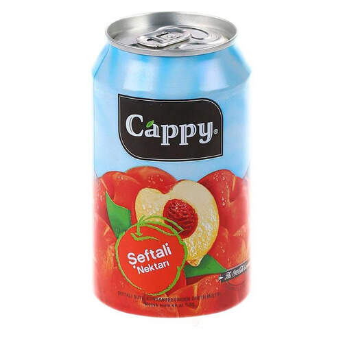 Cappy Meyve Suyu Şeftali 330 Ml.
