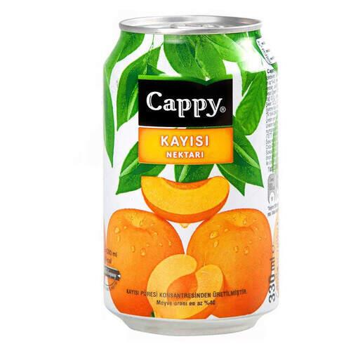 Cappy Meyve Suyu Kayısı 330 Ml.