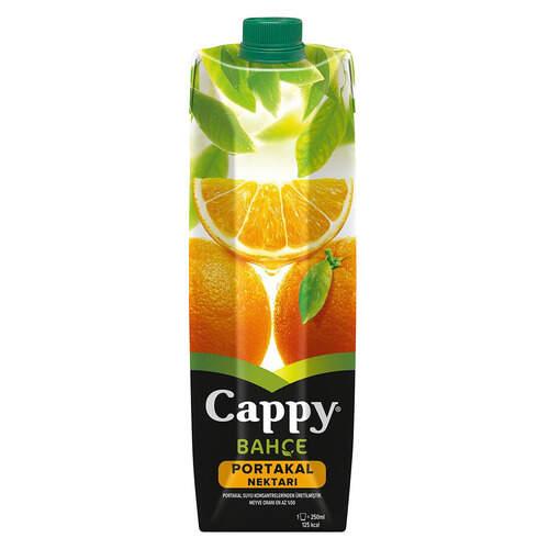 Cappy Portakal %100 Meyve Suyu 1 Lt.