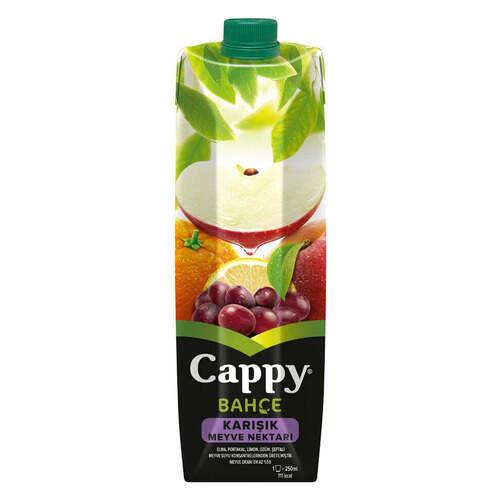 Cappy Meyve Suyu Karışık 1 Lt.