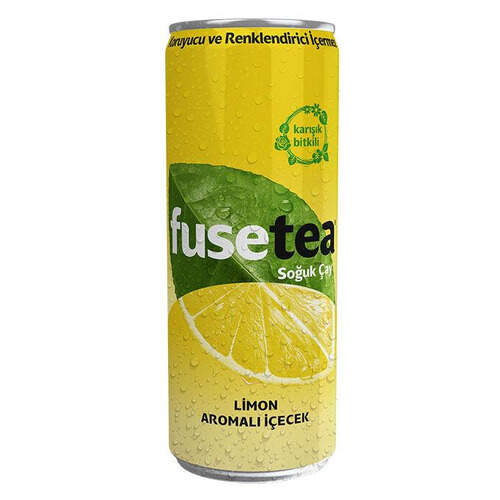 Fuse Tea Limon İce Tea 330ml.