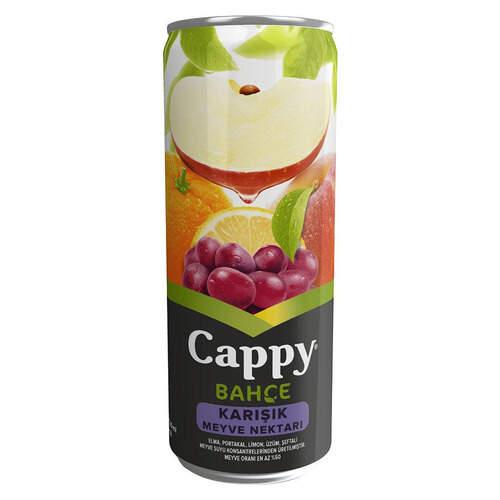 Cappy Meyve Suyu Karışık 330 Ml.