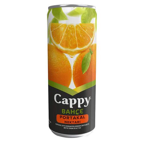 Cappy Meyve Suyu Portakal 330 Ml.