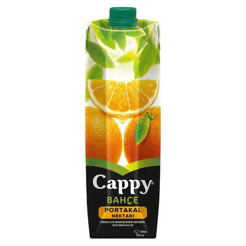 Cappy Meyve Suyu Portakal 1 Lt.