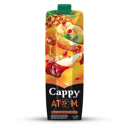 Cappy Meyve Suyu Atom 1 Lt.