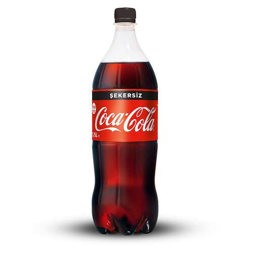 Coca-cola Zero 1,75 Tl.