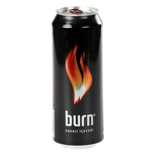 Burn Enerji İçeceği 500 Ml.