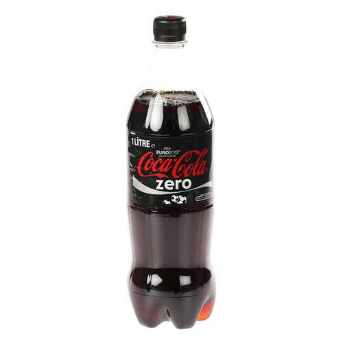 Coca-cola Zero 1 Lt.