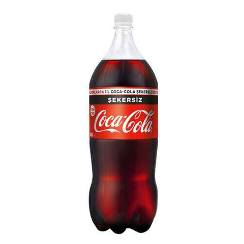 Coca-cola Zero 2,5 Lt.