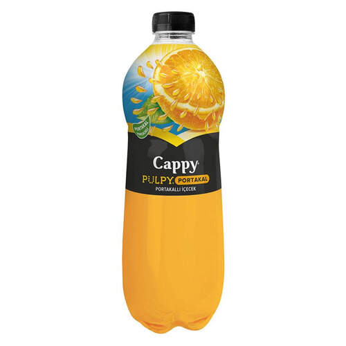 Cappy Pulpy Portakal 330 Ml.