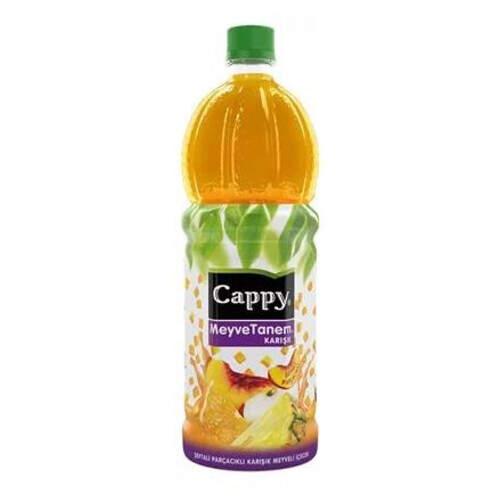 Cappy Pulpy Karışık 1 Lt.