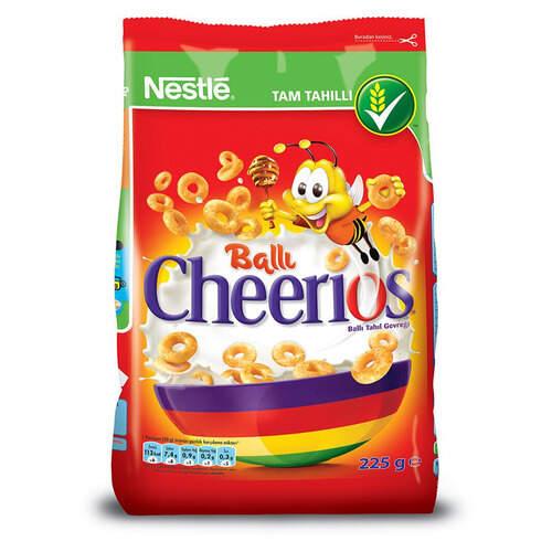 Nestle Ballı Tahıl Gevreği 225 Gr.