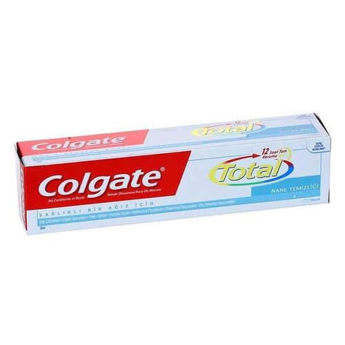 Colgate Total Clean Mınt Diş Macunu 50 Ml