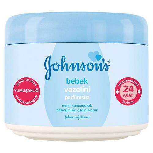 Johnsons Baby Parfümsüz Vazelin 100 Ml.