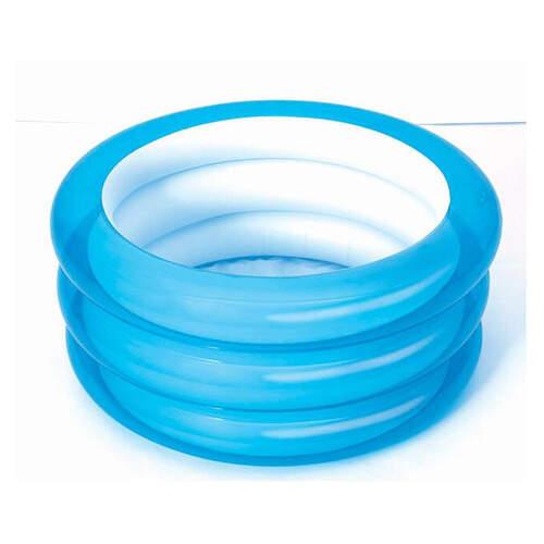3 Bölmeli Renkli Havuz 70x30 Cm. (bw51033b)