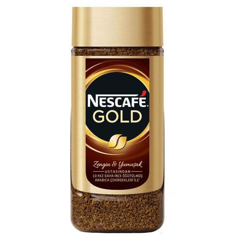 Nescafe Gold Blend Cam Kavanoz 200 Gr.