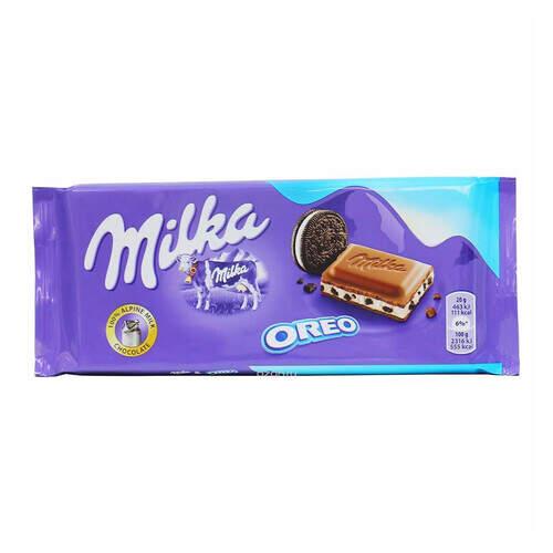 Milka Tablet Oreo 100 Gr.