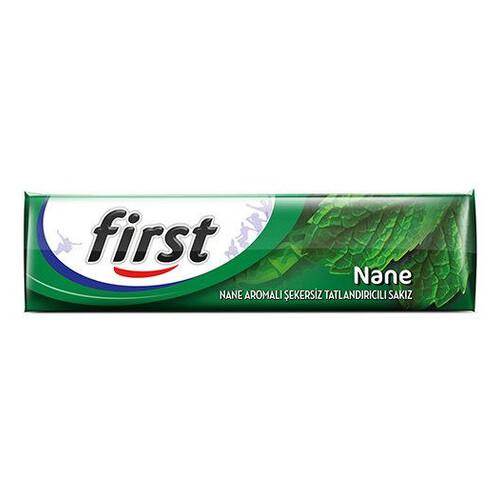 First Sensations Yeşil Nane Aromalı Sakız 13,5 Gr.