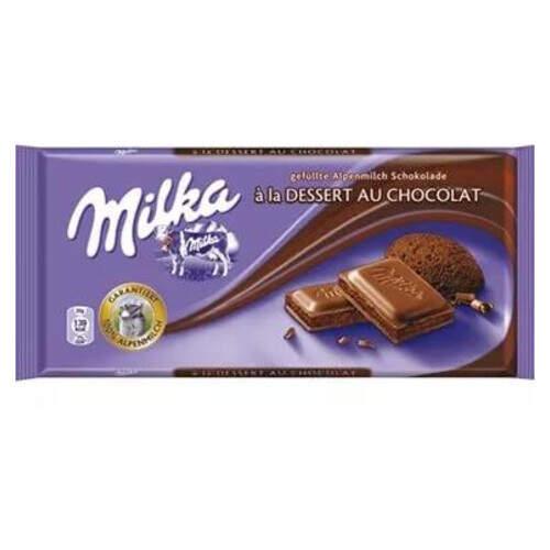 Milka Tablet Çikolata Rüyası 100 Gr.
