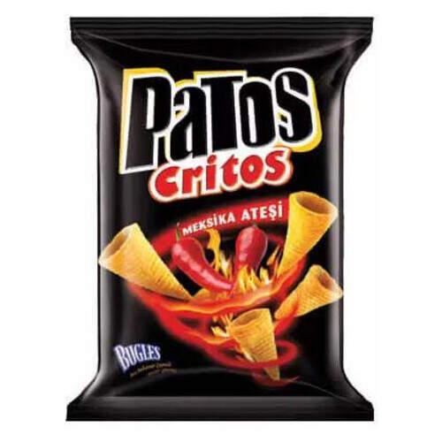 Patos Critos Meksika Ateşi 105 Gr.