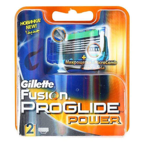 Gillette Fusion 2'li Pro Power