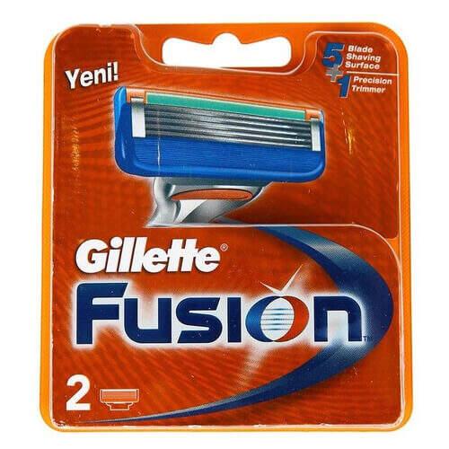 Gillette Fusion Power 2'li Traş Bıçağı