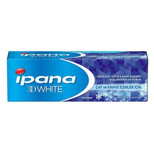 İpana 3 Boyutlu Beyazlık Çay Kahve Diş Macunu 75 Ml.