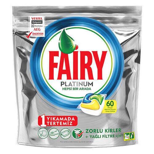 Fairy Platinum Kapsül 60'lı Paket