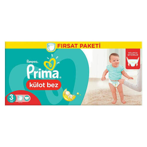 Prima Pants Fırsat Paketi Midi