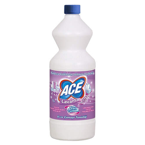 Ace Çamasir Suyu Lavanta 1000 Ml.