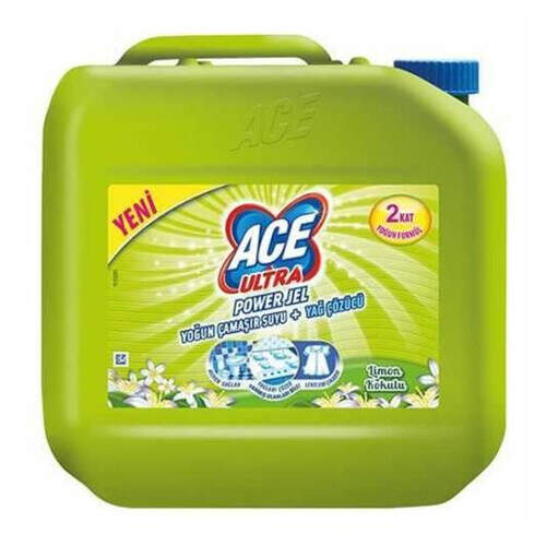 Ace Ultra Jel Limon Kokulu 3000 Ml.