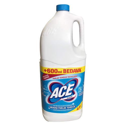 Ace Klasik Çamasir Suyu 4600ml