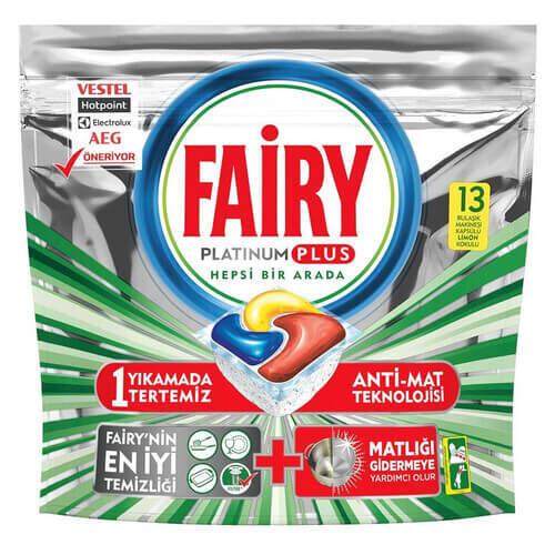 Fairy Platinum Plus 13'lü Tablet