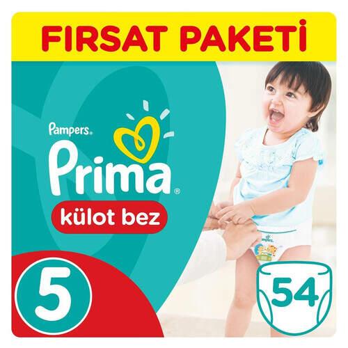 Prima Pants 5 Kilotlu Jumbo Maxi 54'lü