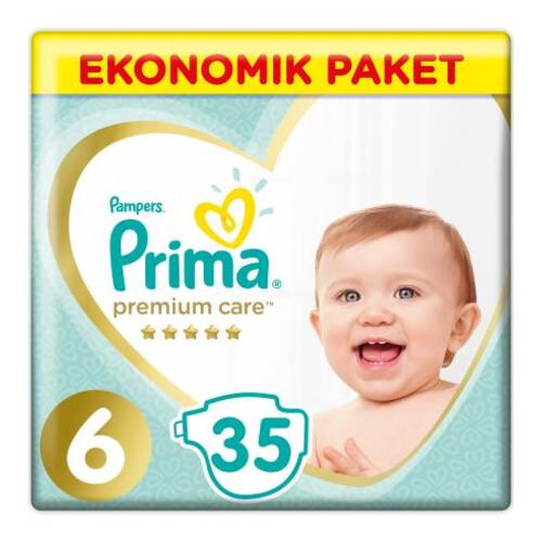 Prima Premium Extra Large Jumbo 35 Li Çocuk Bezi