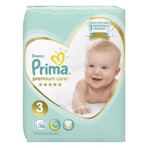 Prima Premium Care İkiz Midi 36'lı