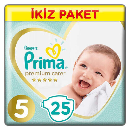 Prima Premium Care İkiz Junior 25'li