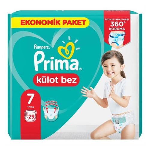 Prıma Pants Kilotlu Jumbo Extra Large 29 Lu Çocuk Bezi