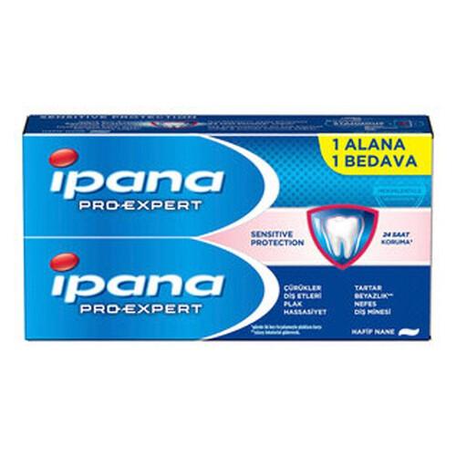 Ipana Pro Exp.sens.protect 65+65 Ml