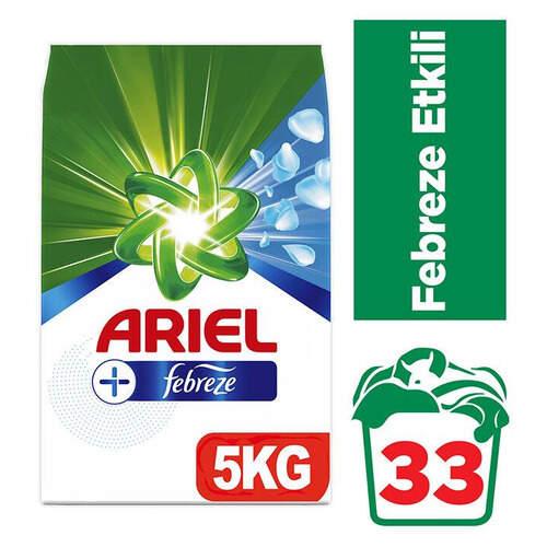 Ariel Matik Plus Febreze Etkili 5000 Gr.