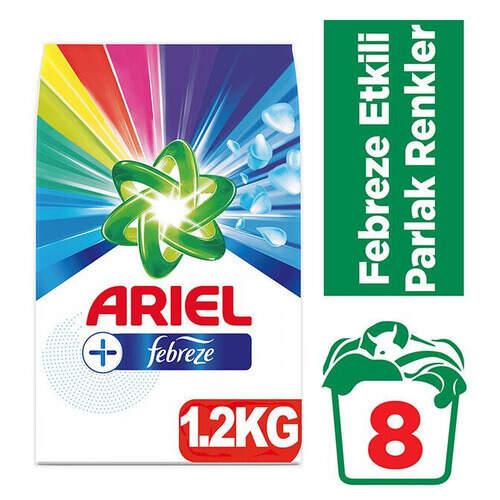 Ariel Matik Plus Febreze Etkili 1200 Gr.