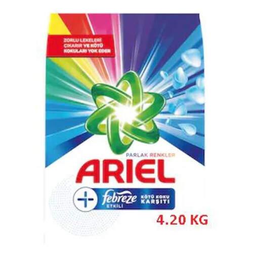 Ariel Matik Febreze Etkili Renkli 4200 Gr.