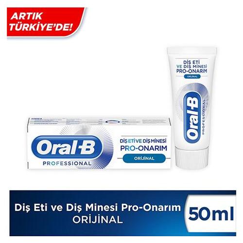 Oral-b Pro Onarım Trıal 50 Ml.